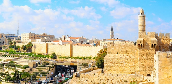 Tour the city of Jerusalem